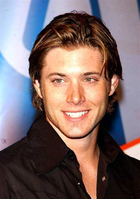 jensen ackles haircut 20 celebrity men with long hair mens hairstyles 2018