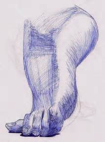 foot drawing by moalharbi on deviantart