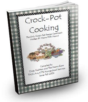 You can cook anything in a crock pot easy meals side dishes even