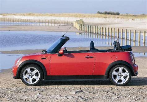 Mini Cooper 85 Kw Test by 214 Amtc Auto Info Details F 252 R Mini Cabrio R52 2004 2009