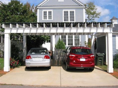 house car parking design 25 best ideas about pergola carport on pinterest