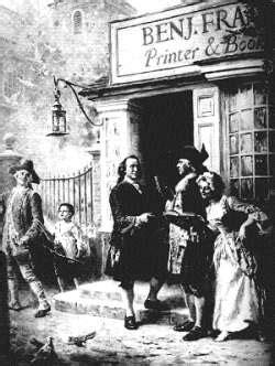 Benjamin Franklin. Glossário. História, Sociedade e