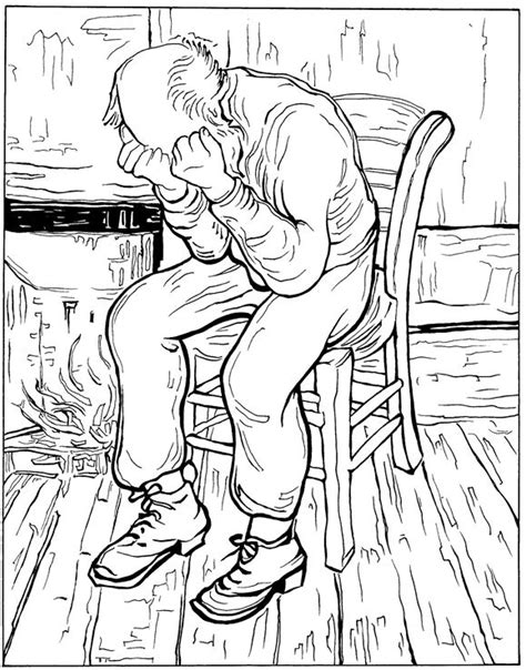 coloring pages vincent van gogh kleurplaten en zo 169 2015 website powered by tinamics cms