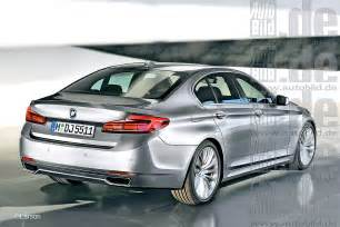 2016 Bmw 5 Series 2016 Bmw 5 Series Rendered Again