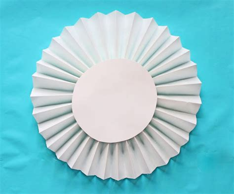 rosette l shade how to make a party backdrop with paper window shades