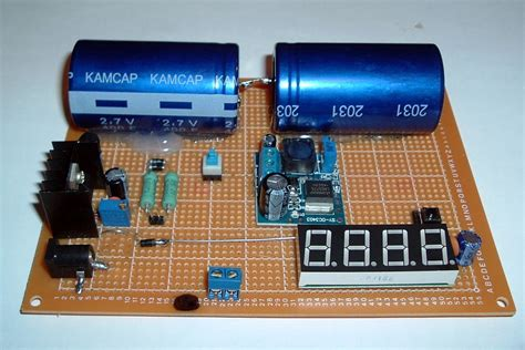 capacitor battery pack the forever rechargeable variable capacitor battery