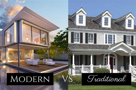 modern traditional house difference between traditional and modern homes royal homes