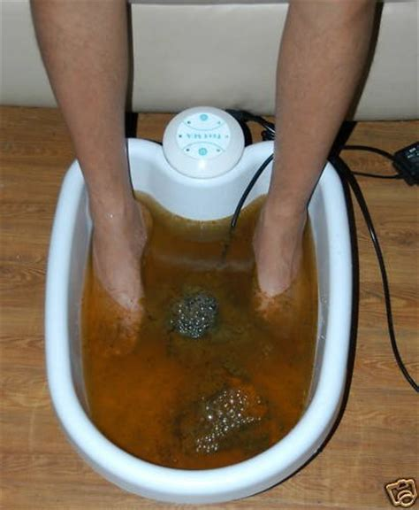 Ion Detox Spa by Factory Price Ion Cleanse Detox Foot Spa Foot