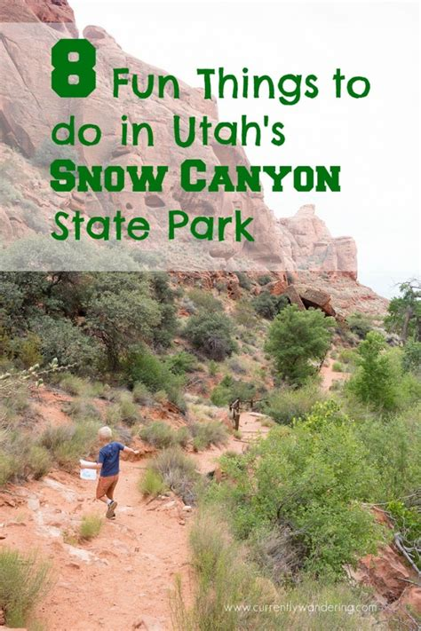 8 Things Do To by 8 Things To Do In Snow Utah State Park 187 Currently