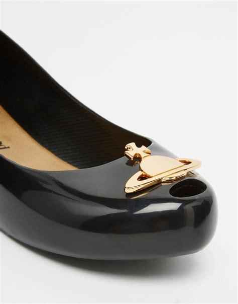 vivienne westwood flat shoes vivienne westwood anglomania ultragirl 14 black