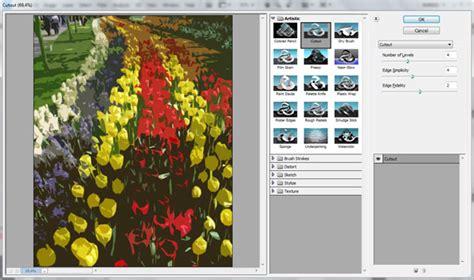 tutorial photoshop edit foto jadi lukisan mengubah foto menjadi lukisan cat air grafisia