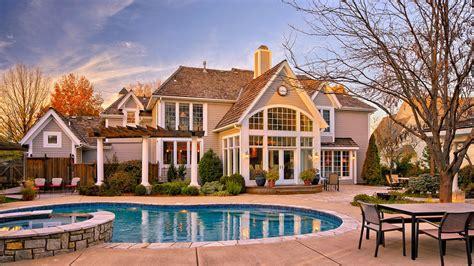 wallpaper building house swimming pool resort
