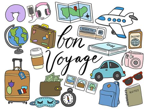clipart viaggi travel clipart clip travel doodles vector