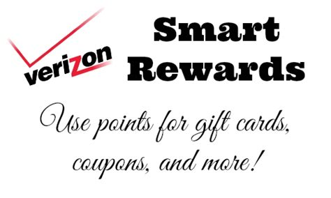 Verizon Smart Rewards Gift Cards - verizon smart rewards discounts on gift cards more southern savers