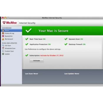 best virus scanner for mac mcafee security for mac review 2017 best mac