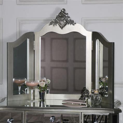 ornate triple dressing table mirror tiffany range