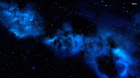 galaxy wallpaper dark dark blue space wallpaper wallpapersafari