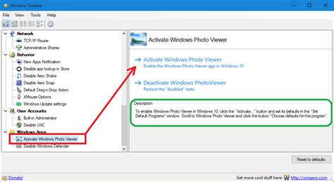 Windows 10 Picture Viewer