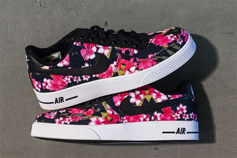 flower shoes journal ubiq journal nike air ac floral 9