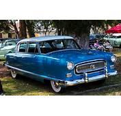 1954 Nash Ambassador Custom LeMans 4 Door Sedan  Mist Gre