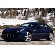 2012 Ferrari FF  Top Speed