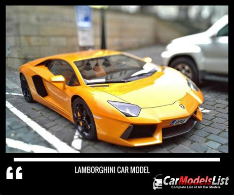 All Models Of Lamborghini All Lamborghini Models List Of Lamborghini Car