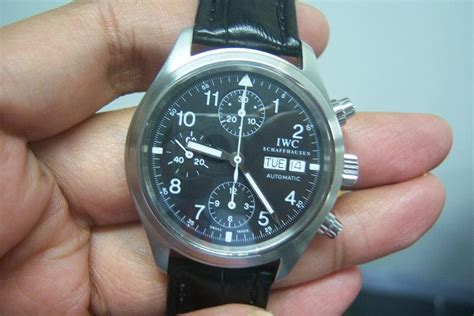 Jam Tangan Iwc 5 jam tangan for sale iwc chrono flieger automatic sold