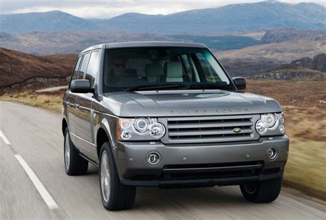 land rover range rover 2009 2009 land rover range rover pictures photos gallery