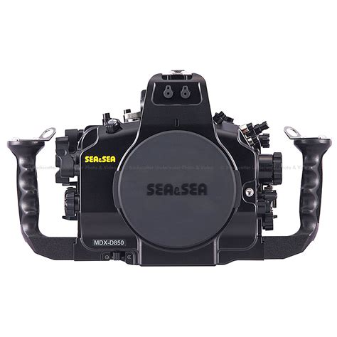 nikon underwater underwater housing options for the nikon d850