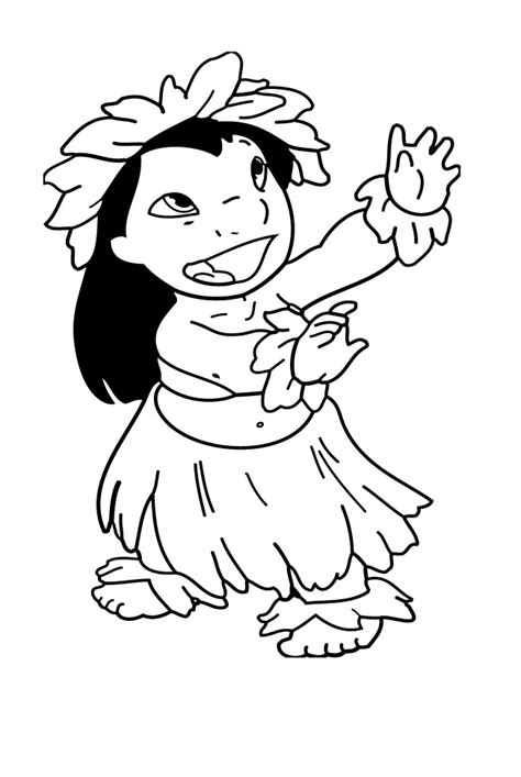 hawaii coloring pages hawaiian flower coloring pages flower coloring page