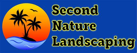 Landscaping Ta St Pete Area Second Nature Landscaping Second Nature Landscaping