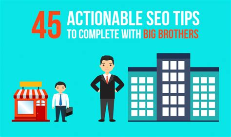 How Many Search Each Day Seo For Small Business Website 45 Actionable Seo Tips To Compete With Big Brothers