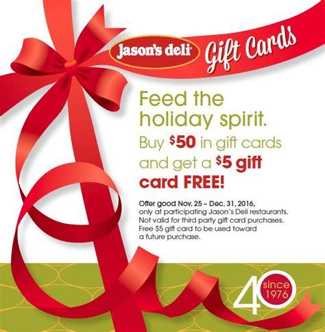 Jasons Deli Gift Card - jason s deli jasonsdeli twitter