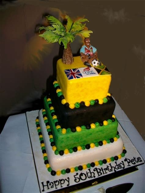 themed birthday cakes uk the gallery for gt jamaican birthday cake