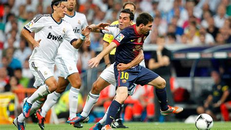 the real madrid way lionel messi against the dirty real madrid tactics only way to stop messi hd youtube