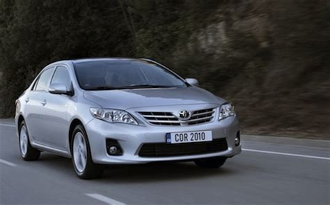 Toyota Israel Toyota Corolla Picture Courtesy Netcarshow The