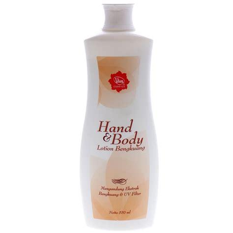 viva cosmetics viva cosmetics lotion bengkuang 550ml gogobli