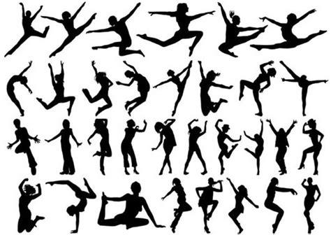 imagenes abstractas humanas 200 vectores de siluetas humanas dobleclic estudio de