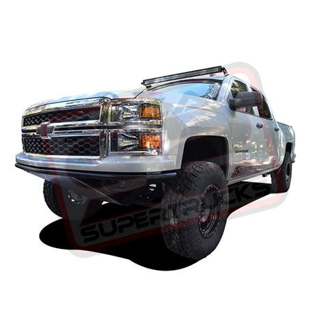 Led Light Bar Silverado 50 Quot Rigid Led Light Bar W Roof Mount Brackets 2014 2017 Silverado 1500