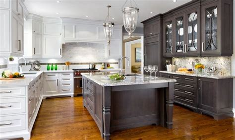 two tone kitchen cabinets trend 12 of the kitchen trends awful or wonderful