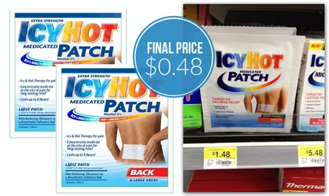 icy hot tens patch icy hot patch for lower back preadtee
