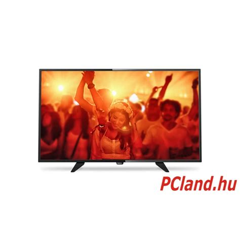 Philips Ultra Slim Led Hd Tv 32 Philips Lcd Led Tv 32pfh4101 88 Web 225 Ruh 225 Z Pcland