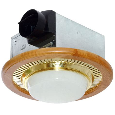round bathroom exhaust fan with light bathroom fans air king 100 cfm decorative oak round