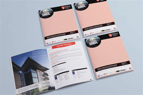 Middlesex Mba by Middlesex Mba Prospectus On Behance