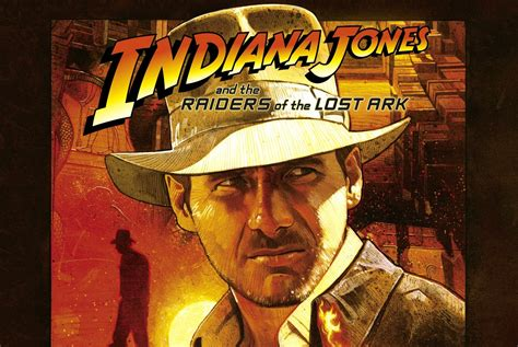 indiana jones and the raiders of the lost ark for