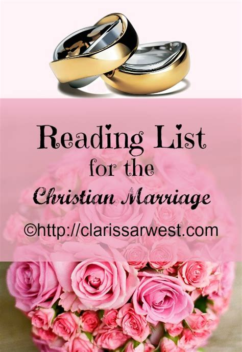 for your marriage experience godã s greatest desires for you and your spouse books reading list for the christian marriage clarissa r west