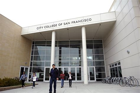Mba Colleges In San Francisco by City College Of San Francisco May Be Turning Corner On