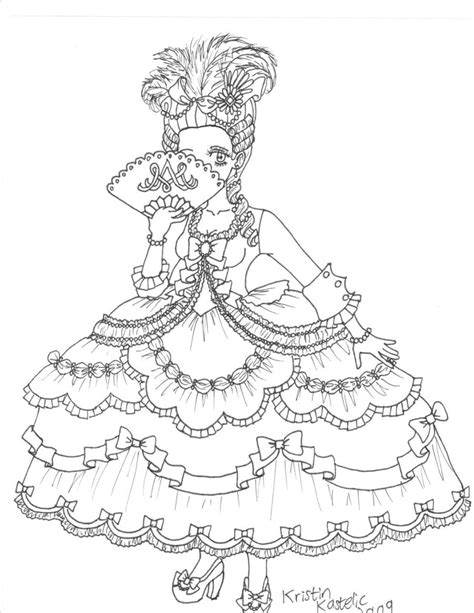 marie antoinette by louis etoile on deviantart