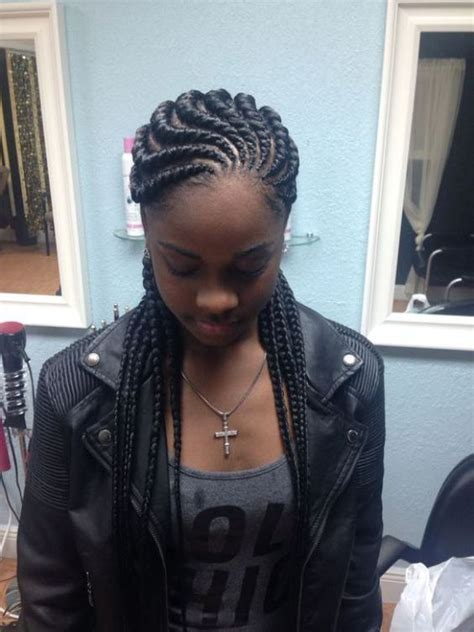 tiny ghana weaving photos 40 hip and beautiful ghana braids styles banana braids