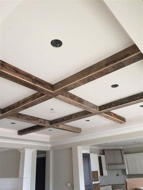 reclaimed wood installing box beams reclaimed wood reclaimed building material specialty flooring hilton